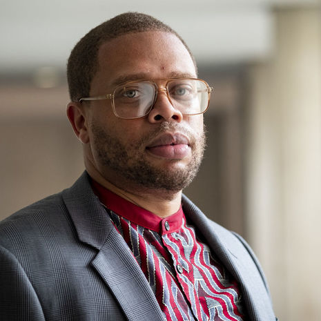 Timothy Welbeck, head of Temple University's Center for Anti-racism Research.