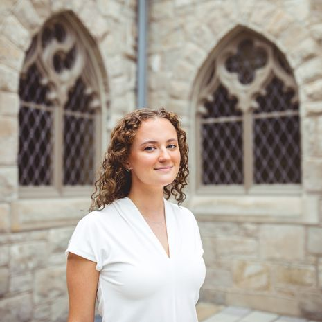 Temple University College of Liberal Arts Master of Public Policy program student Taylor Stenley