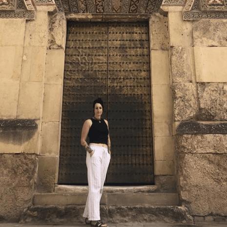 Temple History PhD Student Amanda Summers