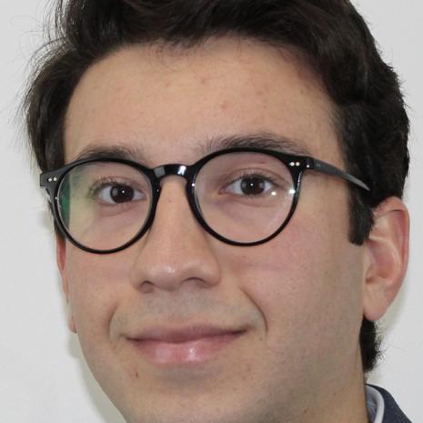 Master of Public Policy student Mark Kilimnik