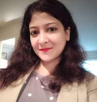 image of graduate student Tania Islam