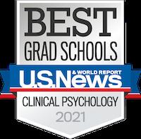 image of US News Grad School badge