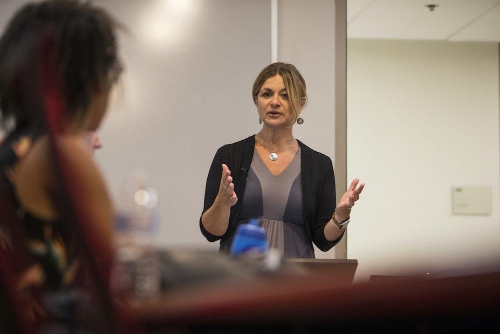 image of Professor Caterina Roman
