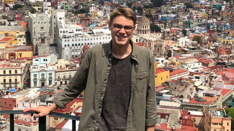Temple Gates Cambridge Scholarship Winner Alex Voisine