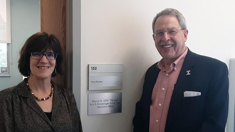 Temple University Psychology Alumnus Eric Schlesinger